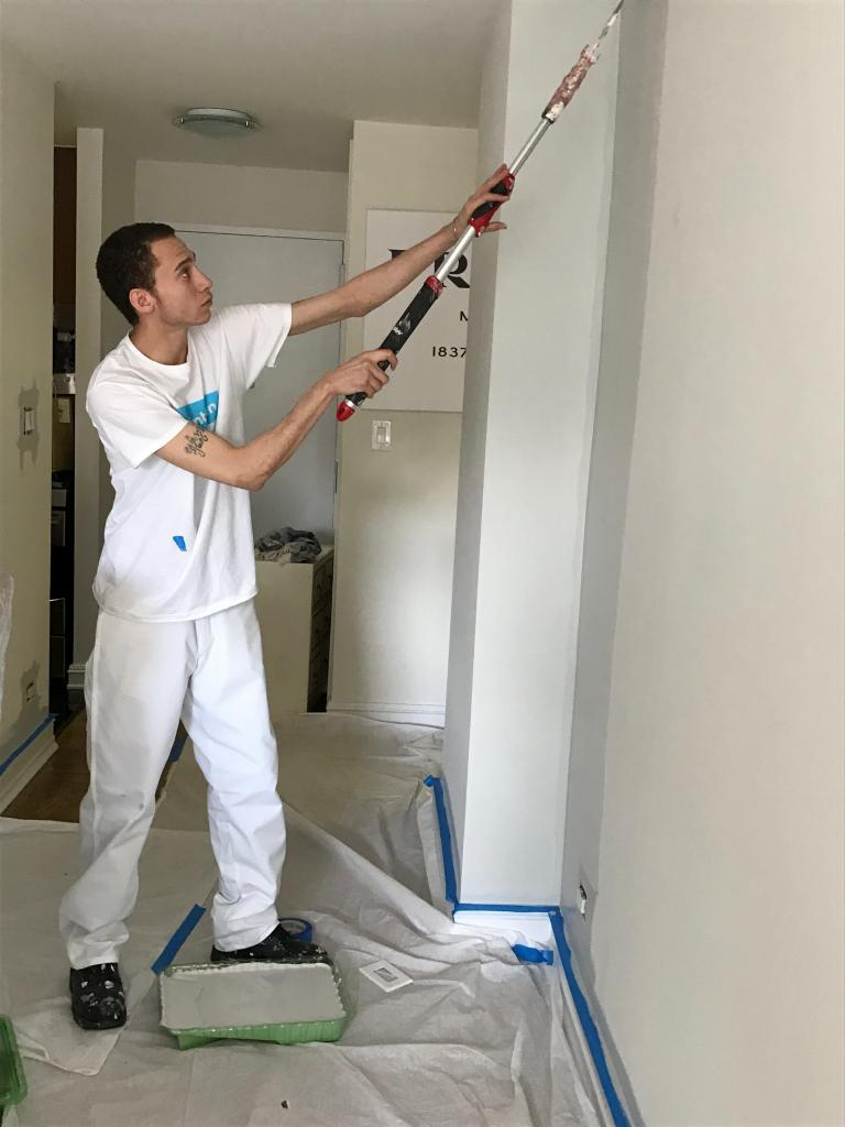 how to choose a painter - hire a painter