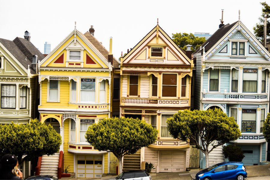 painted ladies sf