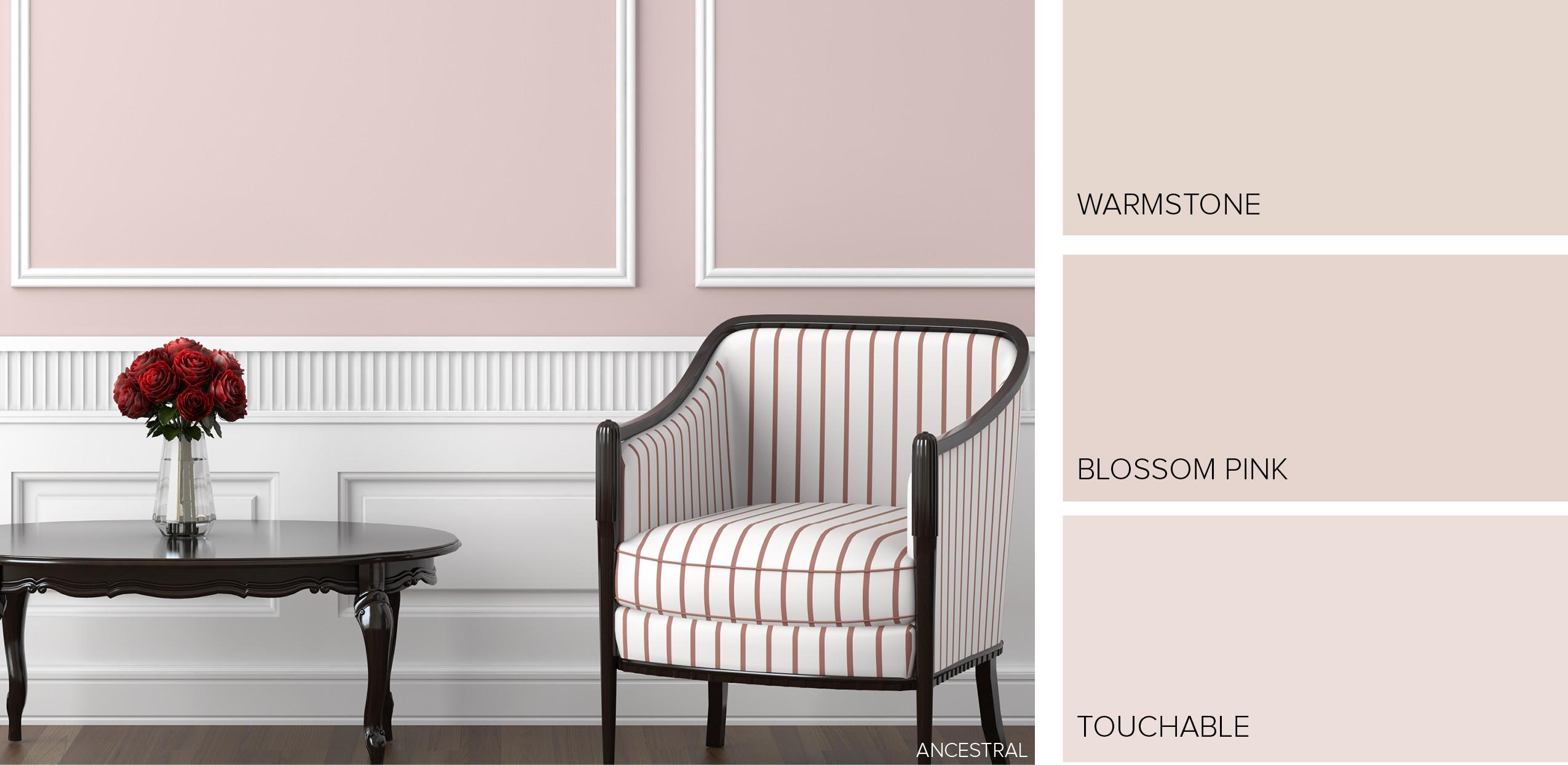 The Most Popular Pink Paint Colors Paintzen