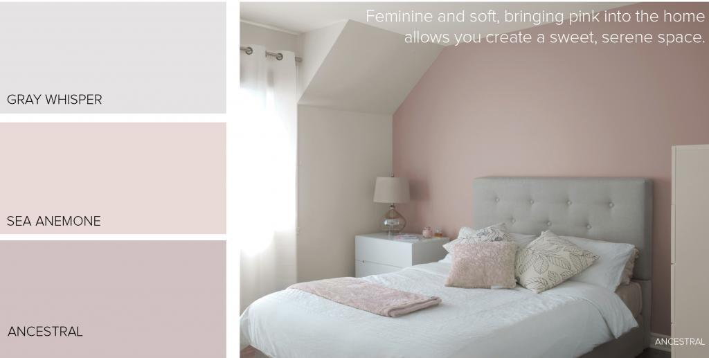 The Best Pink Paint Colors Paintzen