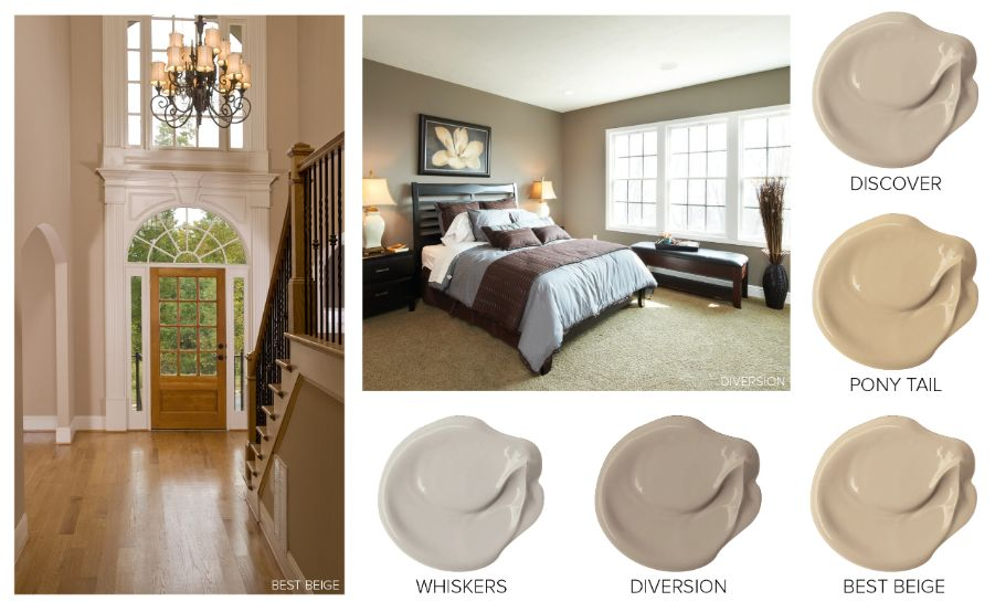 popular beige paint colors