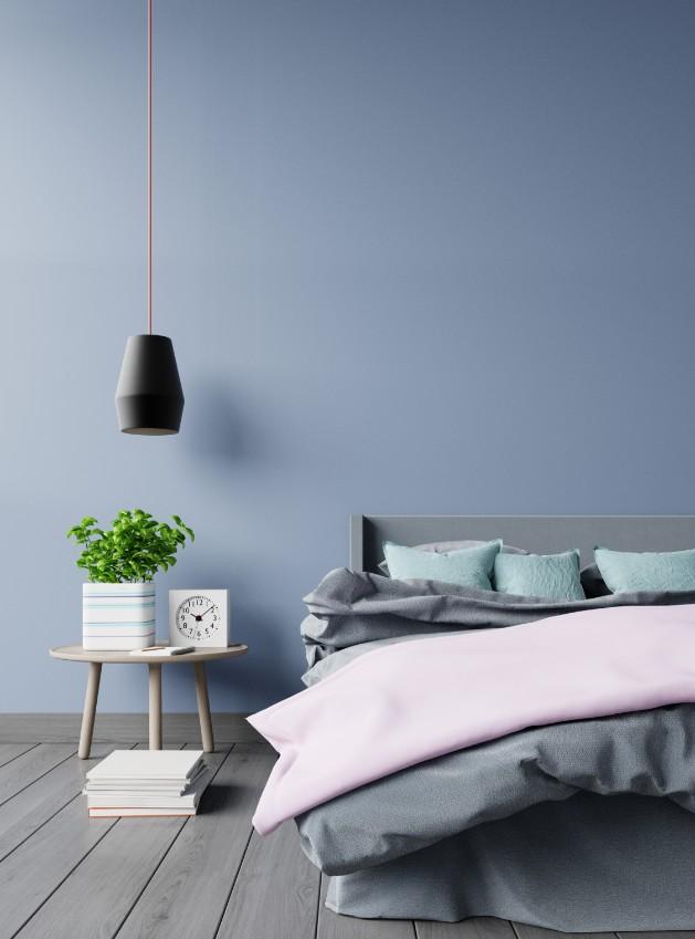 The Best Blue Paint For Bedrooms Paintzen