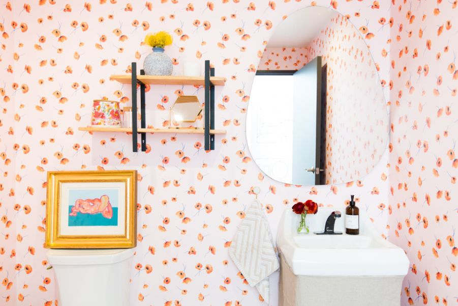 featured project hutch pink wallpaper