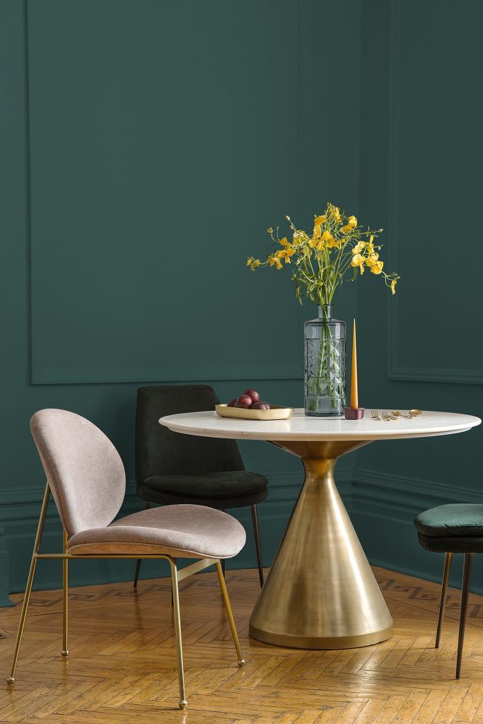Discover our most popular green paint colors paintzen - Night watch paint color ...