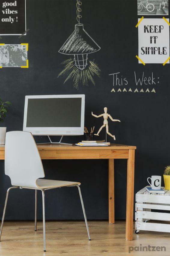 Chalkboard Paint How To Use It Paintzen