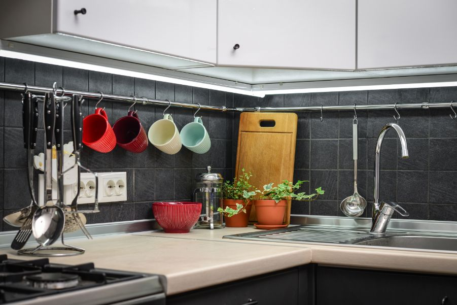 Make The Most Of Your Small Kitchen Paintzen