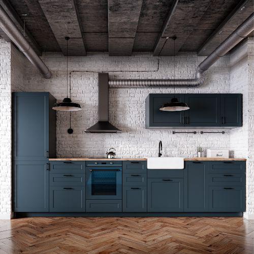 11 Ideas For Dark Kitchen Cabinets Paintzen